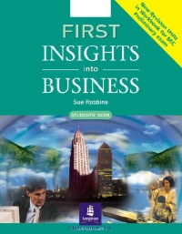 First Insights into Business SB
